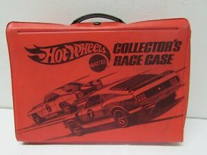 1973 Hot Wheels COLLECTOR'S RACE CASE
