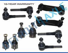 NEW 10pc Complete Front Suspension Kit for Dodge Ram Van 1500 B200 B250 2WD