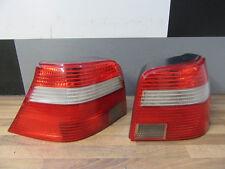 RÜCKLEUCHTEN Original + VW GOLF 4 IV Facelift + Heckleuchten rot / weiß