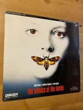 The Silence of The Lambs - Laserdisc - Brand New Sealed