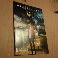 MIDDLEWEST #1 COVER A  IMAGE COMICS (2018) SCOTTIE YOUNG 1ST PRINT KEY !!!!!!!!!