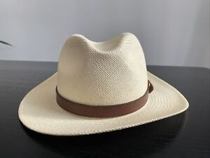 Genuine Panama Hat Panamahut Gr. 55 von Bugatti