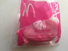 Vintage Hello Kitty Folding Brush #2 McDonald's Happy Meal Toy 2002 Disney