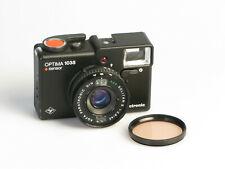 Vintage Sucherkamera  Agfa OPTIMA 1035 mit Solitar S 1: 2,8 f= 40 mm
