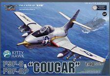 KITTY HAWK 80127 1/48 Grumman f9f-8/f9f-8p COUGAR