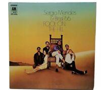 Sergio Mendes & Brasil 66 FOOL ON THE HILL Vintage LP