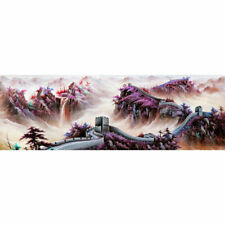Full Drill Great Wall Diamond Painting 5D DIY Embroidery Kit Home Wall Art Decor