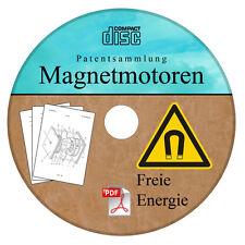 Magnetmotor selber bauen Video ansehen Freie Energie Generator Permanent Patente