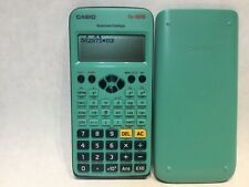 CASIO FX-92B Scientifique Calculator taschenrechner calculatrice rekenmachine