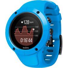 Relojes de pulsera Blue de acero inoxidable de alarma