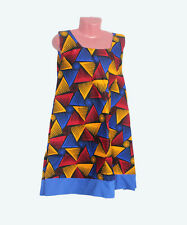 Ankara Dress for 4-5yrs old, Traditional Clothes, Cultural African Day Dress