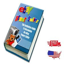 Ebay Power Seller Ebook Pdf Find Items That Sell Like Hot Cakes