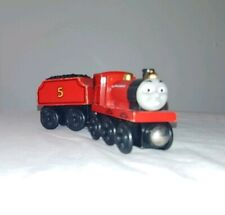 Thomas And Friends Wooden Railway- James Lights The Way