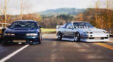 Nissan 180 SX Silvia S14 JDM Cars Auto 13x21 Art POSTER
