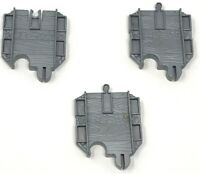 Thomas & Friends Take Along Train Gray Track ADAPTER M F Replacement ~ LOT of 3