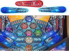 STAR TREK STERN Pinball Flipper Armour Mod-3 piece set