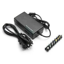 90W Universal Laptop Notebook Battery Charger AC Power Adapter Multi Supply SET