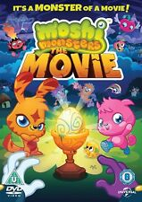 Moshi Monsters: The Movie [DVD]                       Brand new and sealed