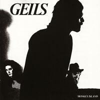 *NEW* CD Album J. Geils Band - Monkey Island (Mini LP Style card Case)