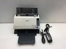 Avision Sheetfed AV185+ High Speed Desktop Document Business Card Scanner