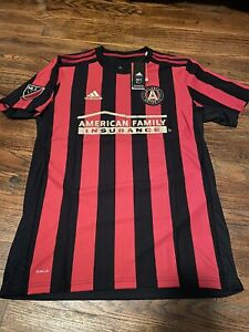 Adidas MLS Atlanta United FC Home Jersey Soccer Stitched Men's Size [S-L] New