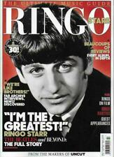 RINGO STARR - THE UNCUT ULTIMATE MUSIC GUIDE, NEW