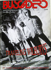 BUSCADERO 108 1990 Traveling Wilburys Jimi Hendrix Pogues Lyle Lovett Ligabue