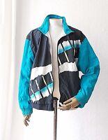 NIKE Sportjacke Windjacke Trainingsjacke Jacke 90er TRUE VINTAGE windbreaker 90s
