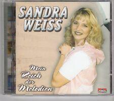 (GK501) Sandra Weiss, Mein Reich Der Melodien - CD