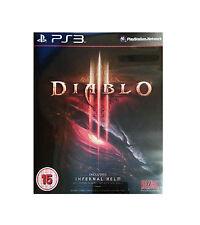 PlayStation 3 : Diablo III Nla VideoGames