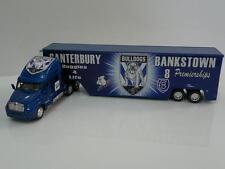 Canterbury Bankstown Bulldogs Kenworth Transporter Truck Code 3 Diecast