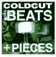 5021392140124  Beats & Pieces by Coldcut (1997) - 6 TRK CD + FREEPOST