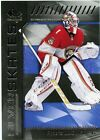 16/17 SP AUTHENTIC SILVER SKATES ROBERTO LUONGO PANTHERS *34168