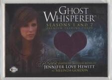 2009 Wardrobe #GC-11 Jennifer Love Hewitt as Melinda Gordon Non-Sports Card z4k
