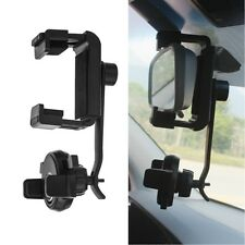 Auto Car Universal Rearview Mirror Mount Stand Holder Cradle For Cell Phone GPS