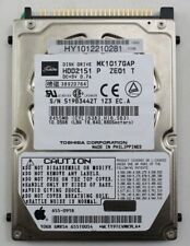 "Toshiba 10GB IDE 2.5"" Apple Hard Drive MK1017GAP 655-0918"