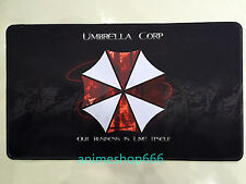 Resident Evil YGO VG Mat Game Mouse Pad Custom Playmat Free Shipping #7