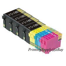 10x Hi-Yield 4BK+2x C/M/Y Ink For Epson 252XL WF3620 WF3640 WF7610 WF7620 WF7110