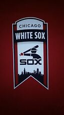 The CHICAGO White Sox 1983 Throw back Logo SGA Game Day Giveaway 2015 M T SHIRT