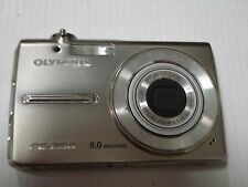 Very Nice Olympus FE-280 8MP Digital Camera FE280 Silver