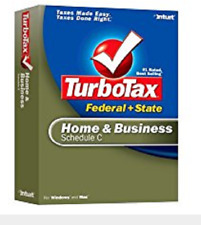 TurboTax Federal + State Home and Business 2006 Win/Mac