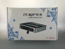 Open Box - ZTE Spro 2 MF97T Android Smart Projector and Hotspot T-Mobile / Wi-FI