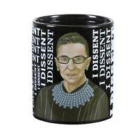 RBG Coffee Mug - Ruth Bader Ginsberg Heat-Change Mug, I Dissent
