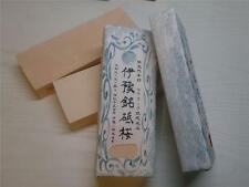 JAPANESE whetstone ceramic Iyo mate SAKURA made of 100% natural Iyo water stone
