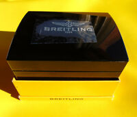 BREITLING BOX UHRENBOX BAKELIT WATCH BOX CASE CAJA DE RELOJ B003