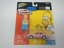 Johnny Lightning The Simpsons Homer's Car Real Riders