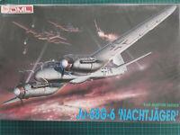 Dragon 1:48 Junkers Ju 88G-6 Nachtjäger 5509