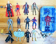 Marvel Legends Lot Of 13+ Figures Thor Spider-man Ultron Avengers Iron Man Set