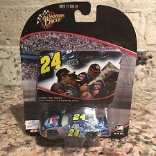 Jeff Gordon No. 24 Pepsi/DuPont 2004 Talladega Win 1:64 Die Cast Car & Sticker