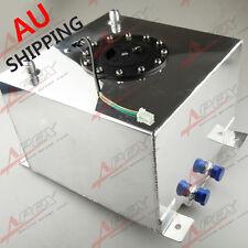 Universal Lightweight Aluminum 15 Gallon Fuel Cell Tank + GM Sending Unit AU